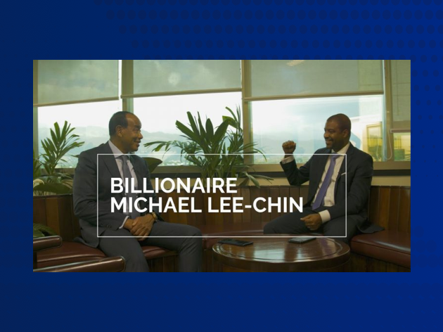 David Mullings and Billionaire Michael Lee-Chin on investing in emerging markets like Jamaica and India