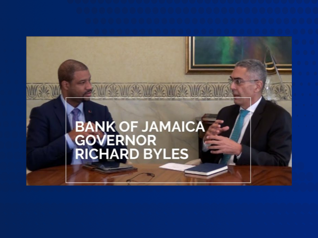 Bank of Jamaica Governor Richard Byles Discusses Jamaica's Economic Environment