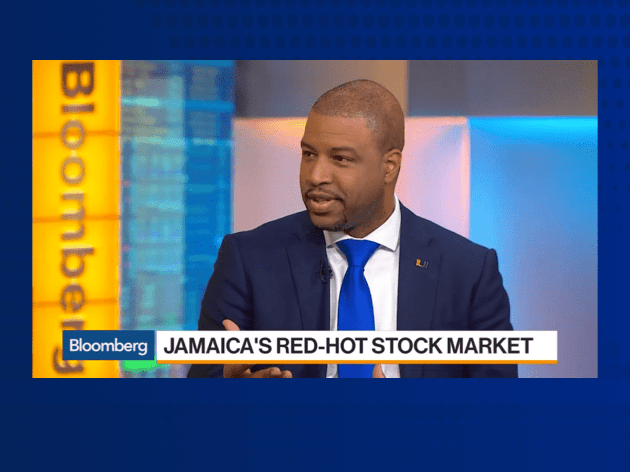 David Mullings – Bloomberg – Why Jamaica's Stock Market Is Red Hot