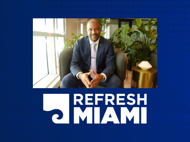 Building the Caribbean Connection: David Mullings has big plans for Miami